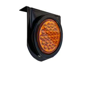 "4"" Round LED Warning Lights"