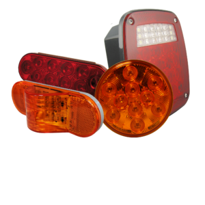 LED Stop/Turn/Tail/Back Up Lamps