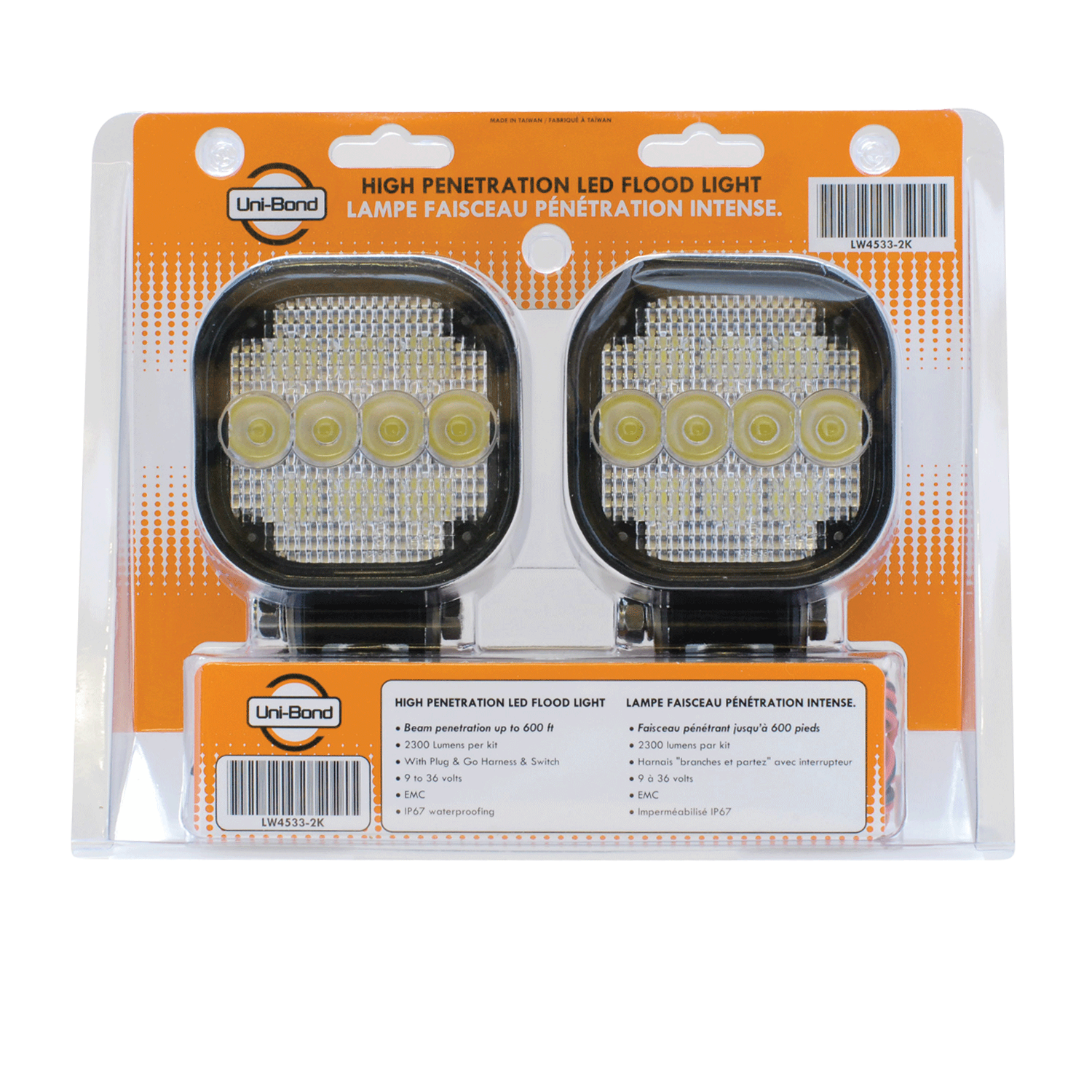 LED Dual Lamp Kits