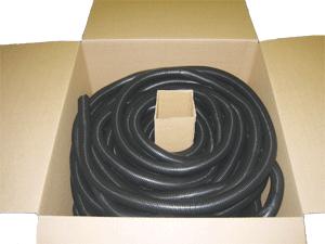 Black Split Loom