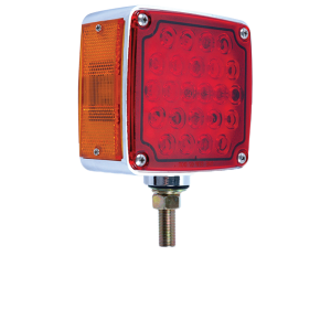 Square Fender Mount Signal Lamps