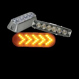 LED Warning Lights - Directional